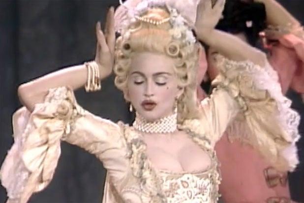 Madonna Vogue VMAs