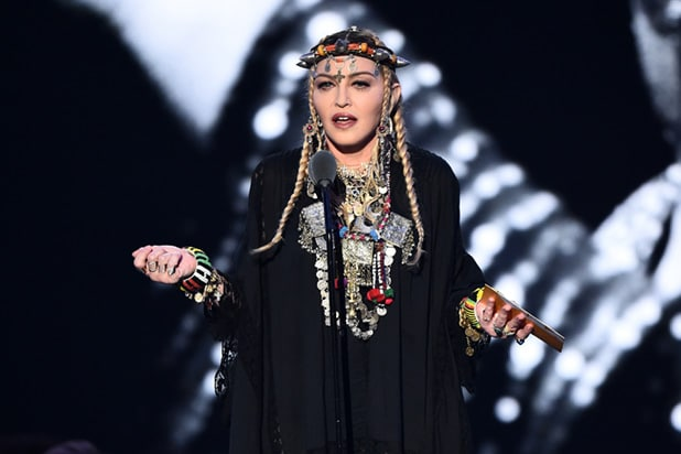 Madonna 2018 MTV Video Music Awards