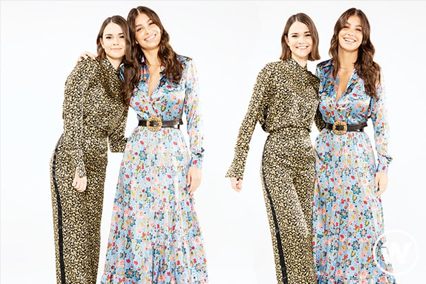 Maia Mitchell and Camila Morrone, Never Goin' Back