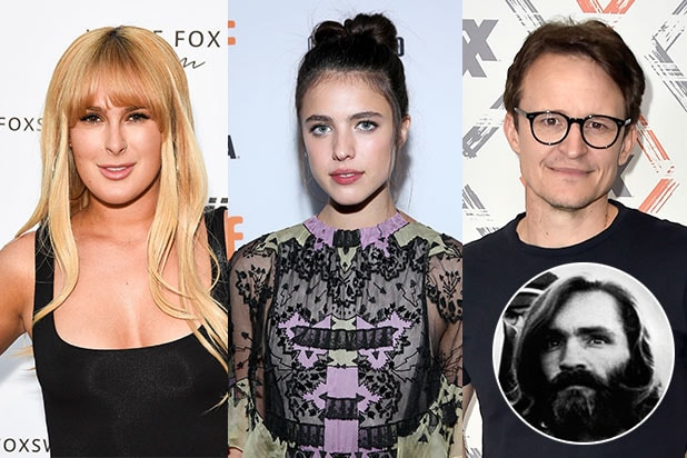 Once Upon a Time in Hollywood Rumer Willis Margaret Qualley Damon Herriman Once Upon a Time