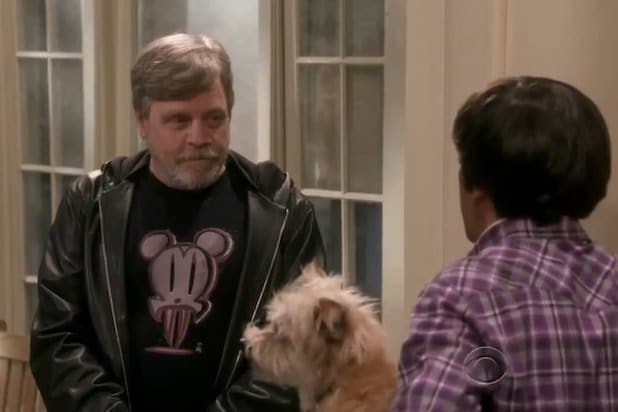 Mark Hamill Big Bang