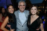 Mark Pedowitz, Gina Rodriguez, Rachel Bloom