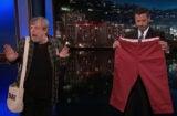 Mark Hamill Kimmel Star Wars Memorabilia