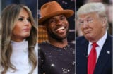 Melania Trump LeBron James Donald Trump better version
