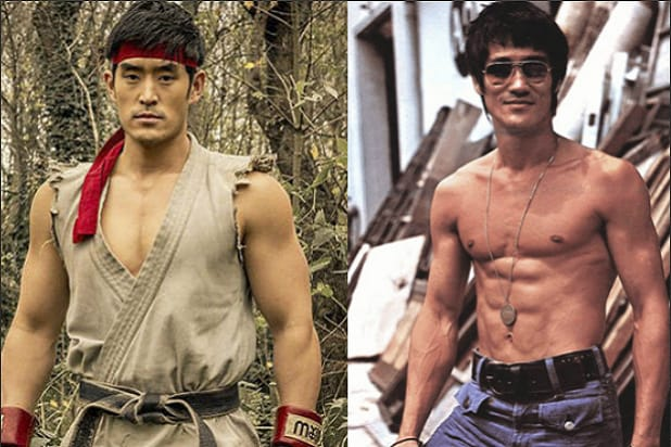 Mike Moh Bruce Lee Once Upon a Time in Hollywood Quentin Tarantino