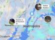"NYC Snapchat Map ""Jewtropolis"""