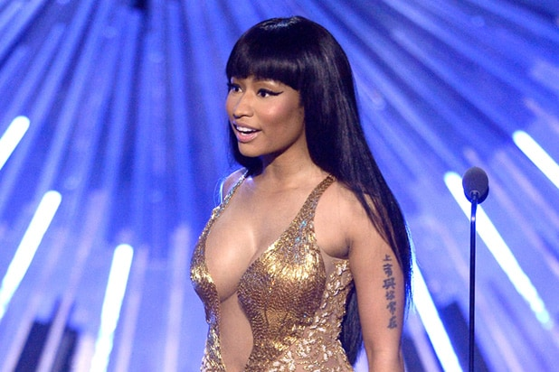 2015 MTV Video Music Awards - Nicki Minaj