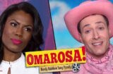 Omarosa/ Randy Rainbow