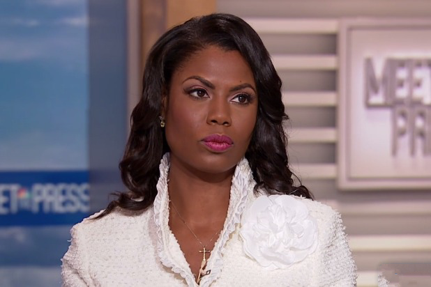Omarosa Meet the Press
