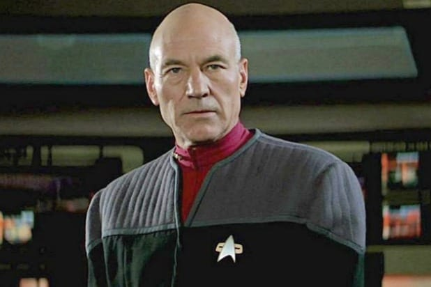 Patrick Stewart Teases Start of Writers Room for Jean-Luc