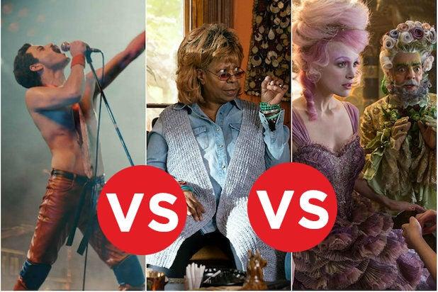 Box Office Showdowns Queen vs Nobody vs Nutracker
