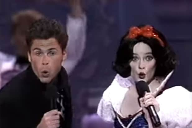 Rob Lowe Snow White oscar