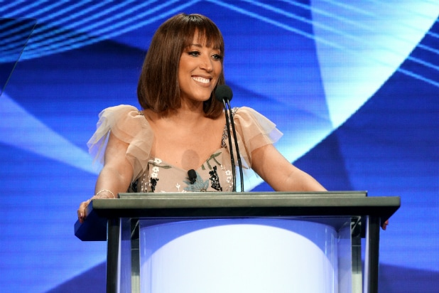 Robin Thede - TCA Awards