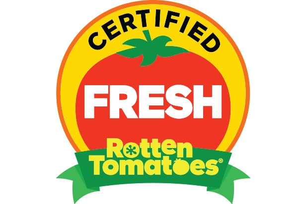 New Rotten Tomatoes logo