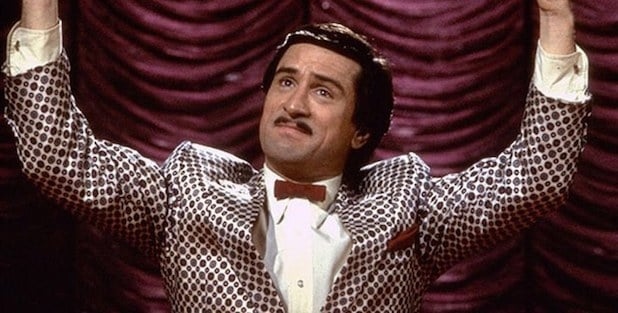 Rupert Pupkin De Niro King of Comedy