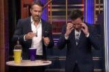 Ryan Reynolds Jimmy Fallon Drinking Game