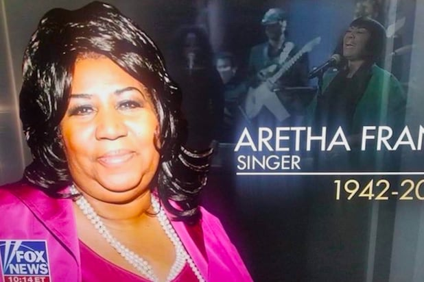 Patti LaBelle/ Aretha Franklin Fox News