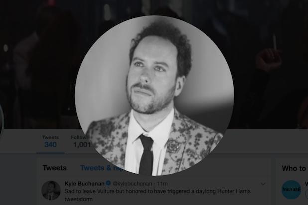 Kyle Buchanan