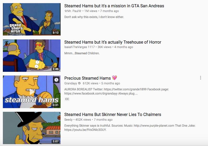 Simpsons' Unkillable 'Steamed Hams' Meme Explained