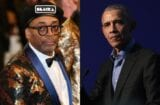 Spike Lee and Barack Obama