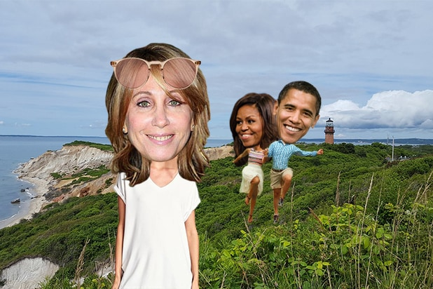 Stacey snider martha's vineyard obamas