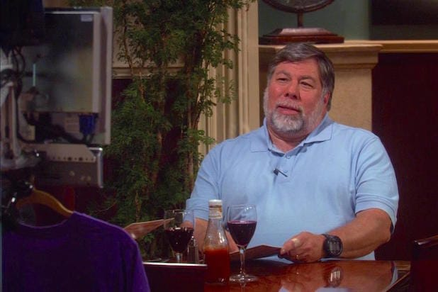 Steve Wozniak Big Bang