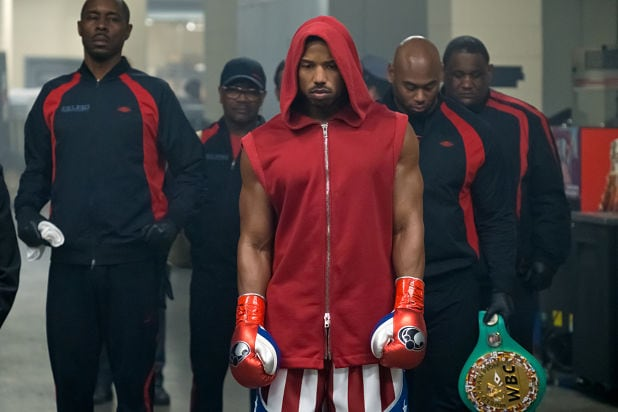 Creed II walk up
