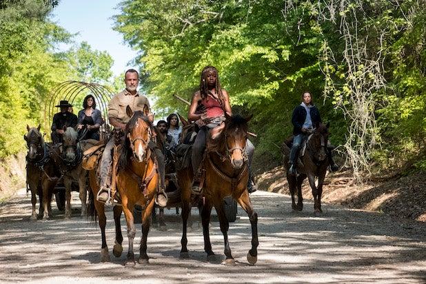 The Walking Dead Season 9 Ep 1