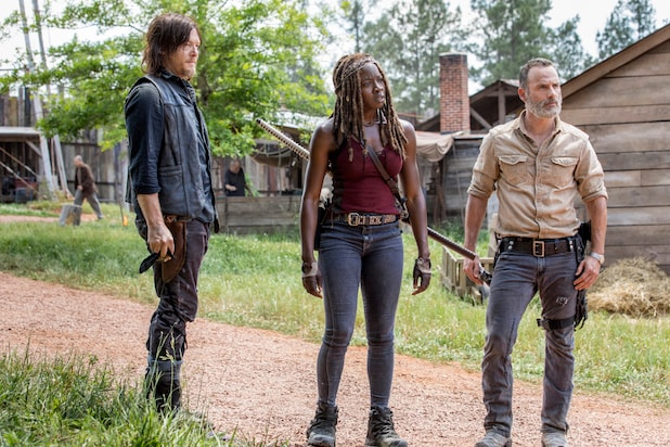 Everything We Know About The Walking Dead Season 9