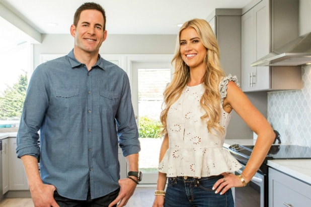 Tarek and Christina El Moussa - HGTV's 'Flip or Flop'