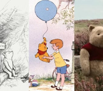 The Evolution of Winnie the Pooh