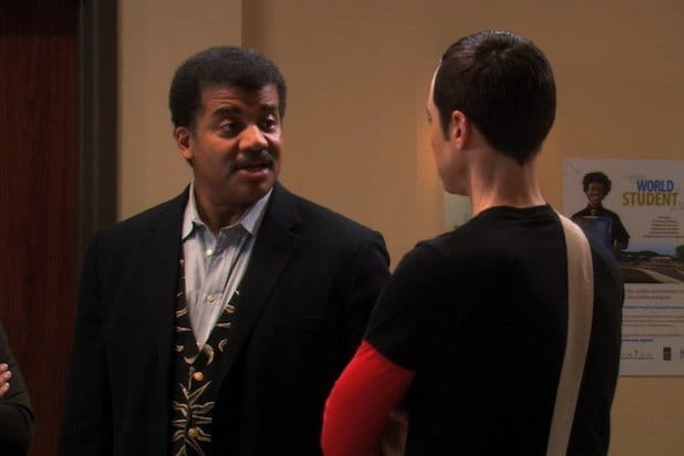 Big Bang Neil DeGrasse Tyson