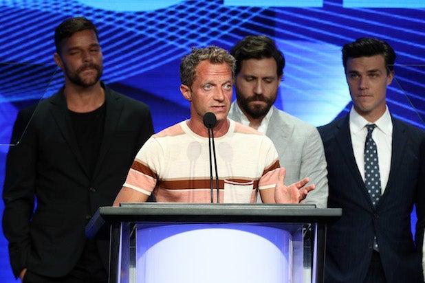 2018 Summer TCA Tour - 34th Annual Television Critics Association Awards Tom Rob Smith