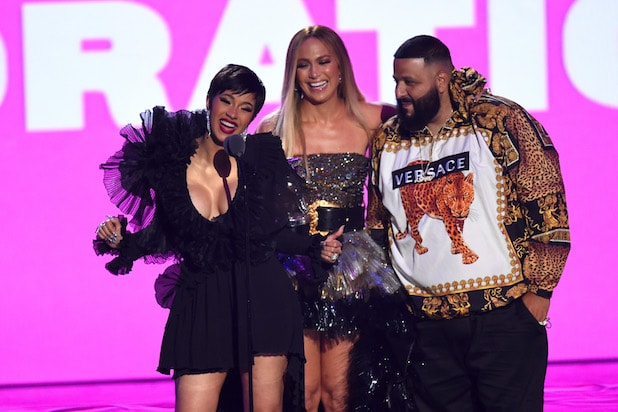 VMAS 2018 Jennifer Lopez