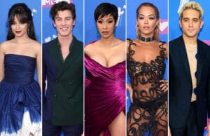 VMAs 2018 Pink Carpet Arrivals