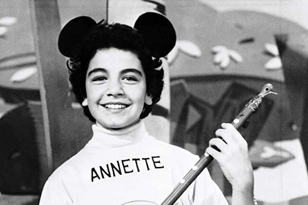 annette mickey mouse club