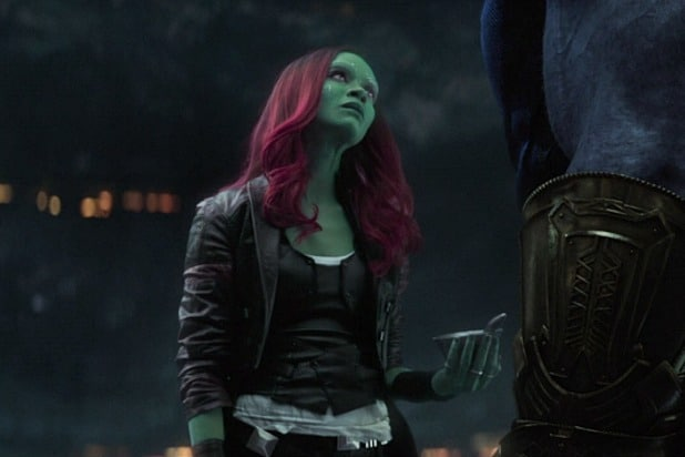 Image result for gamora infinity war""