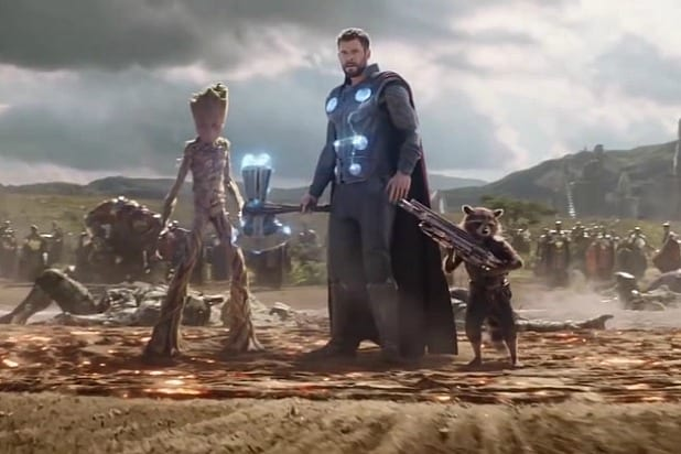 avengers infinity war you don't have to be worthy to use thor's new axe stormbreaker