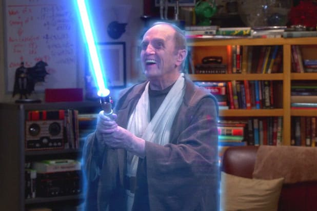 Big Bang Theory Bob Newhart