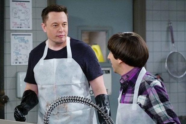 Big Bang Elon Musk