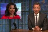 late night with seth meyers omarosa might bring down trump