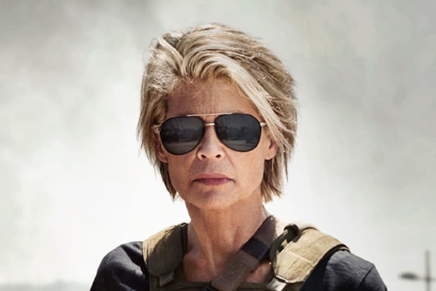 Linda Hamilton Is Back as Sarah Connor in First Look at