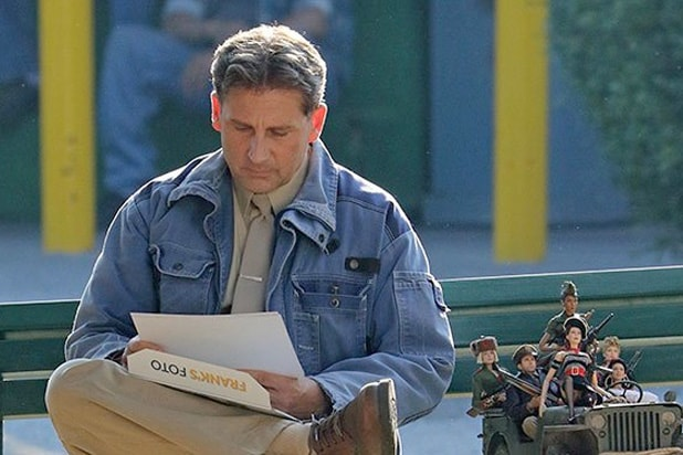 welcome to marwen steve carell