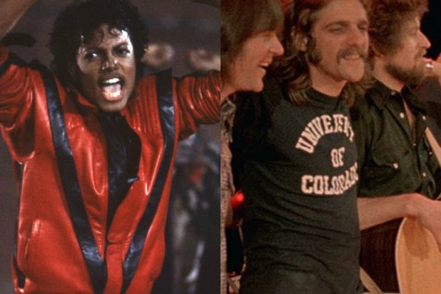 michael jackson thriller eagles
