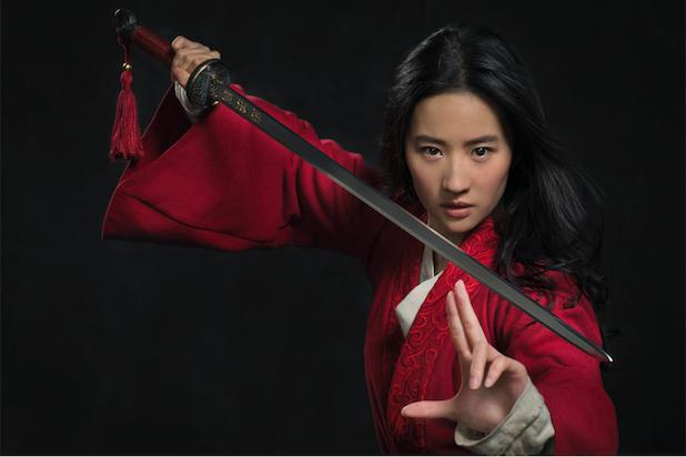 mulan live action liu yifei