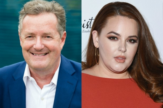 piers morgan tess holliday