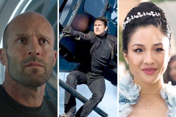 summer box office meg mission impossible fallout crazy rich asians