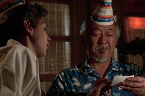 the karate kid pat morita