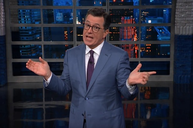 Colbert Imagines How Trump's Meeting With Mueller Will Go: 'Do You Want to Arrest Yourself?' (Video)