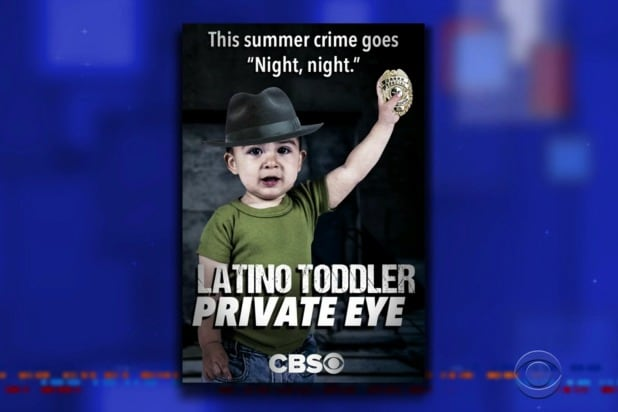 the late show with stephen colbert latino toddler private eye new cbs show trump